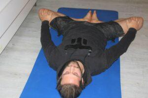 Übung gegen Hüftschmerzen