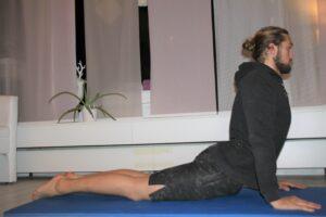 Übun gegen Rückenschmerzen