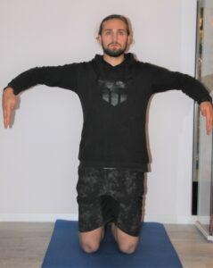 Schulterschmerzen loswerden